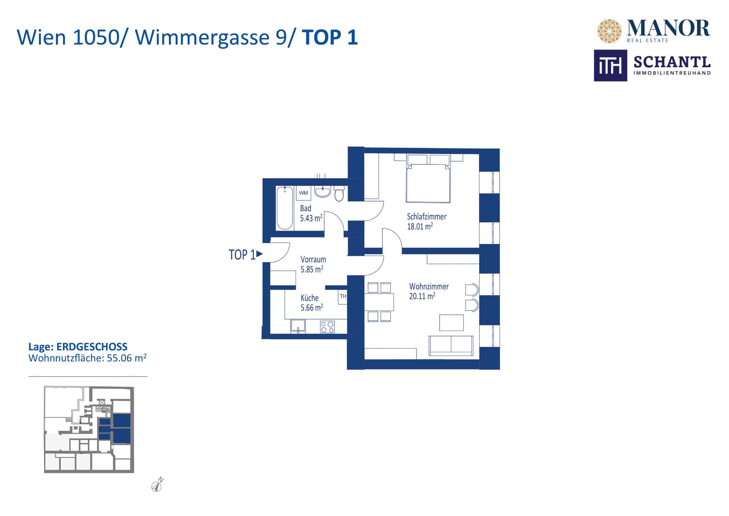 Wien 1050_Wimmergasse 9_TOP 1